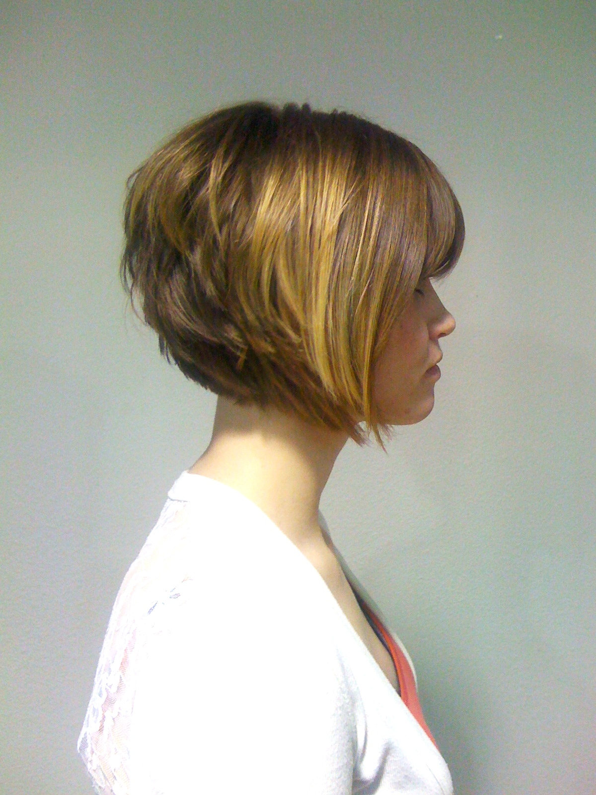 Displaying 16> Images For - Aline Haircut Back...