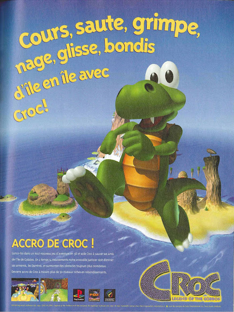 Croc - Legend of the Gobbos Playstation_Magazine_N14-Page%2525200061