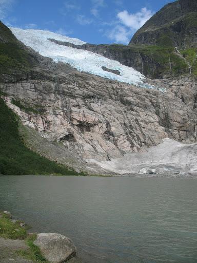 Glaciar de Jostedal