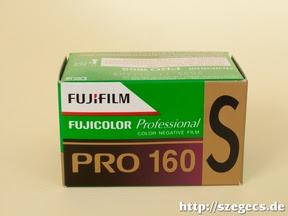 Fujicolor PRO 160S