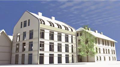 Adaptacja Domu Zdrojowego - Hotel + SPA - Ustron