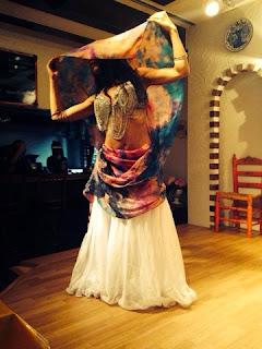 SOLEADOベリーダンスショー