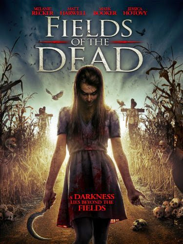Poster Of English Movie Fields of the Dead (2014) Free Download Full New Hollywood Movie Watch Online At Alldownloads4u.Com