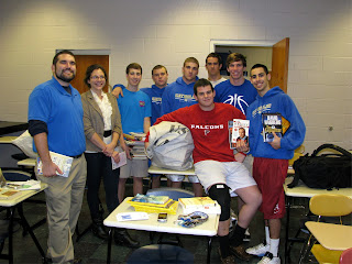 Montgomery Catholic Students Donate Books to School in Africa 1