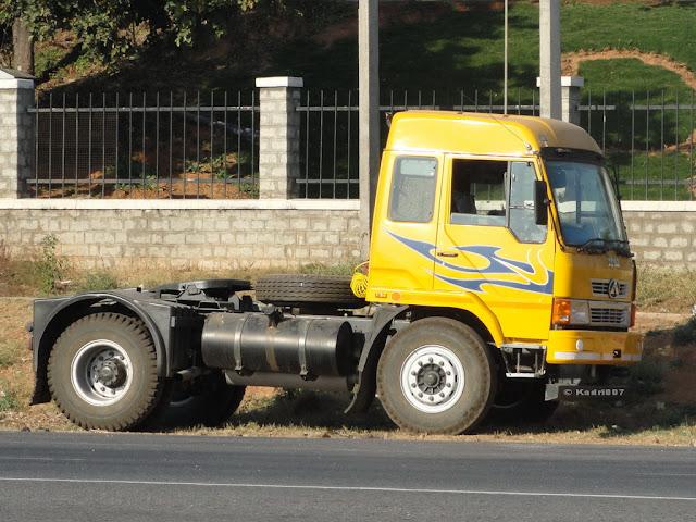 AMW Truck