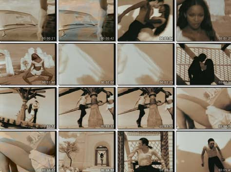 Michael Jackson: In the closet - video con Naomi Campbell