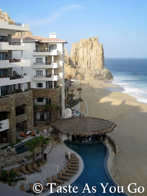 Grand Solmar Land's End Resort & Spa in Cabo San Lucas, Mexico - Photo by Taste As You Go