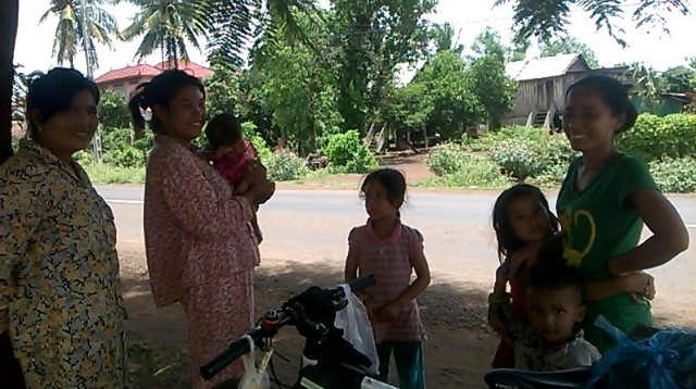 Đạp xe xuyên Đông Nam Á