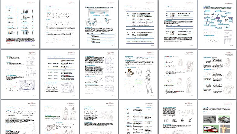 Quarantine: T.O.: Game design document