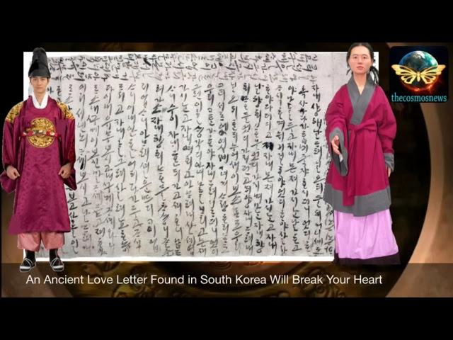 love letter korea: