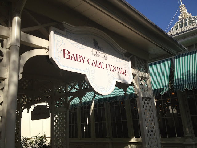 Baby Care Center- Magic Kingdom - On the Go in MCO