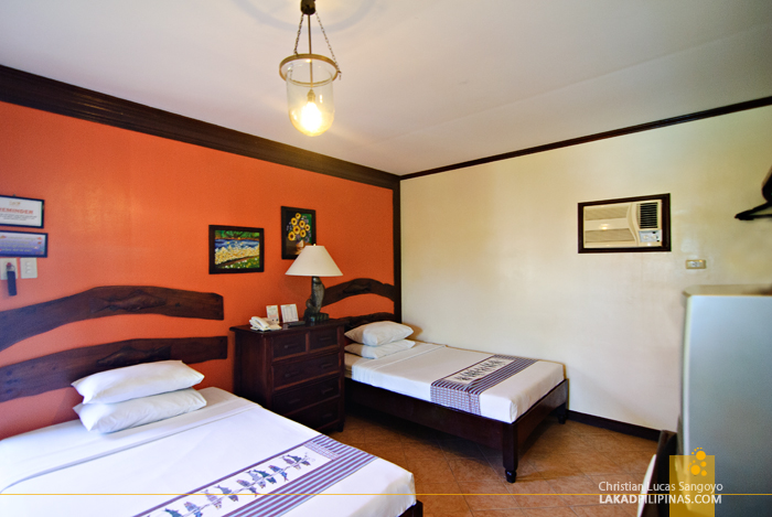 Cozy Rooms at Bolinao's Puerto del Sol