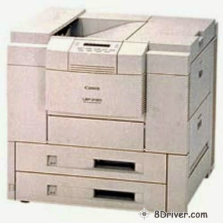 download Canon LBP-2460 printer's driver