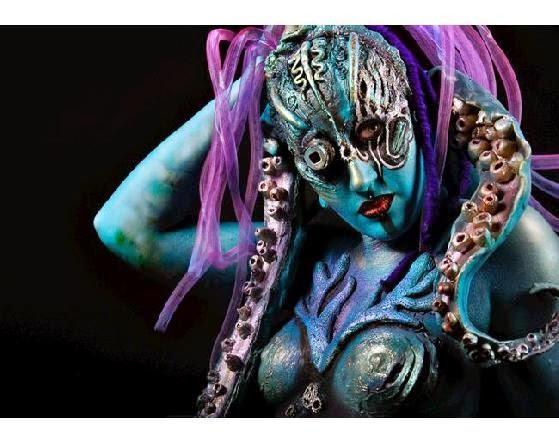 Australian Body Art Carnivale  Australian Body Art Carnivale