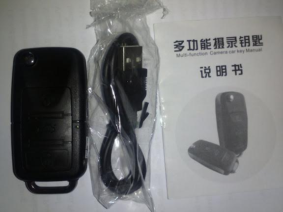 spy cam dengan sensor gerak model bmw
