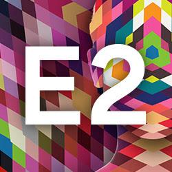 E2 DIGITAL logo
