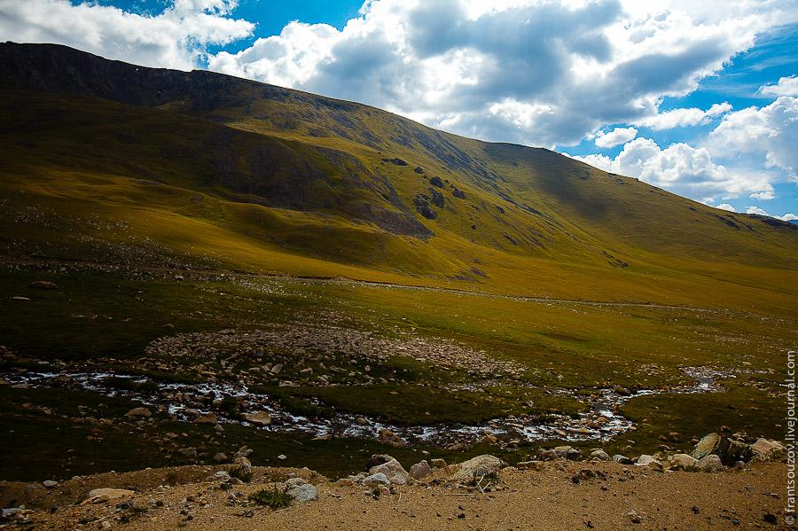 Кыргызстан, Отмок