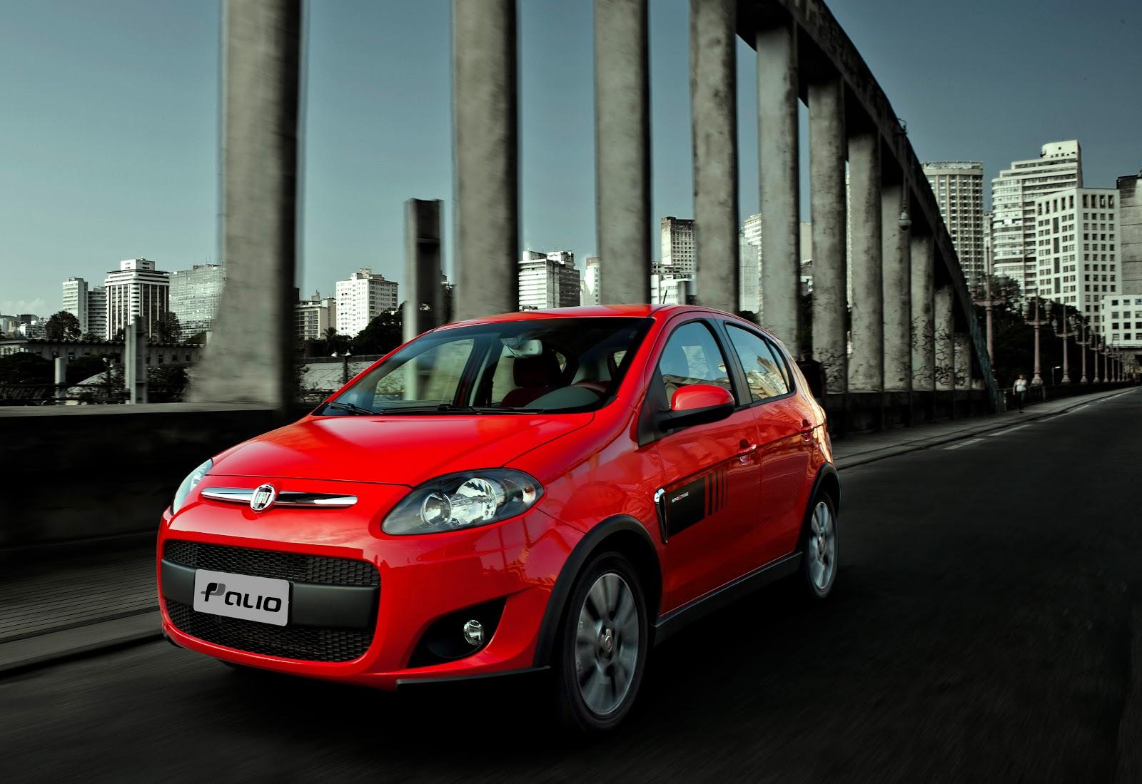 Maior, melhor, mais bonito: Chegou o Novo Palio na Carboni Fiat palio sporting 044