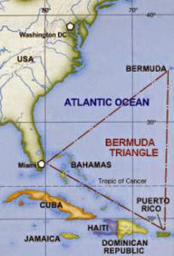 The Bermuda Triangle Portal To Another World