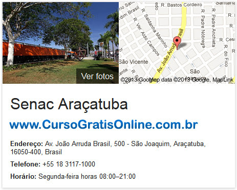 SENAC Araçatuba