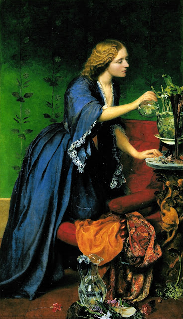 George Frederick Watts - Jane Senior