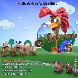 trilhasonoraafazenda5cd Download   Trilha Sonora   A Fazenda 5 (2012)