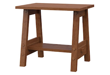 Geneva End Table