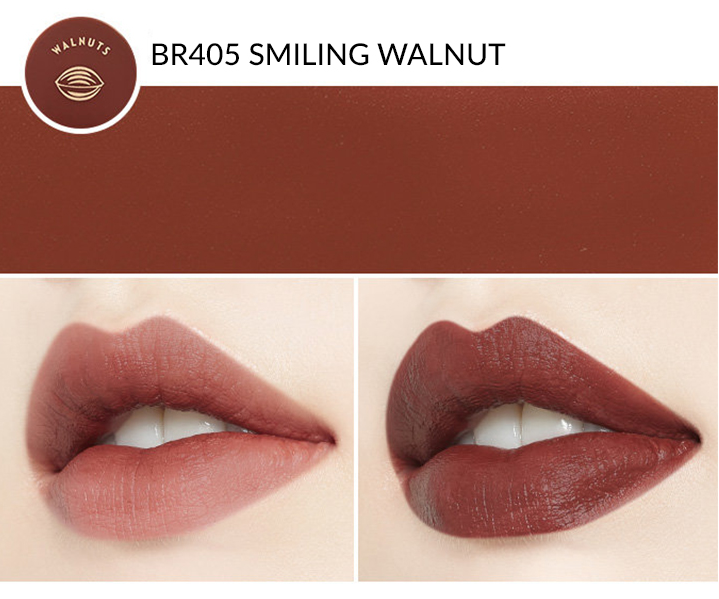ETUDE HOUSE Mini Two Match Nuts and Fruits BR405 SMILING WALNUT