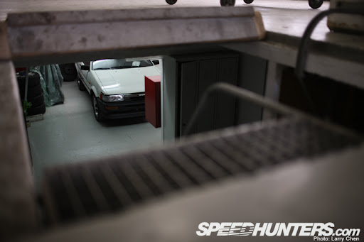 AE86 Toyota Corolla GT