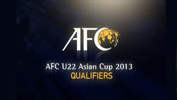 JADUAL PENUH PERLAWANAN KELAYAKAN AFC U22 2013