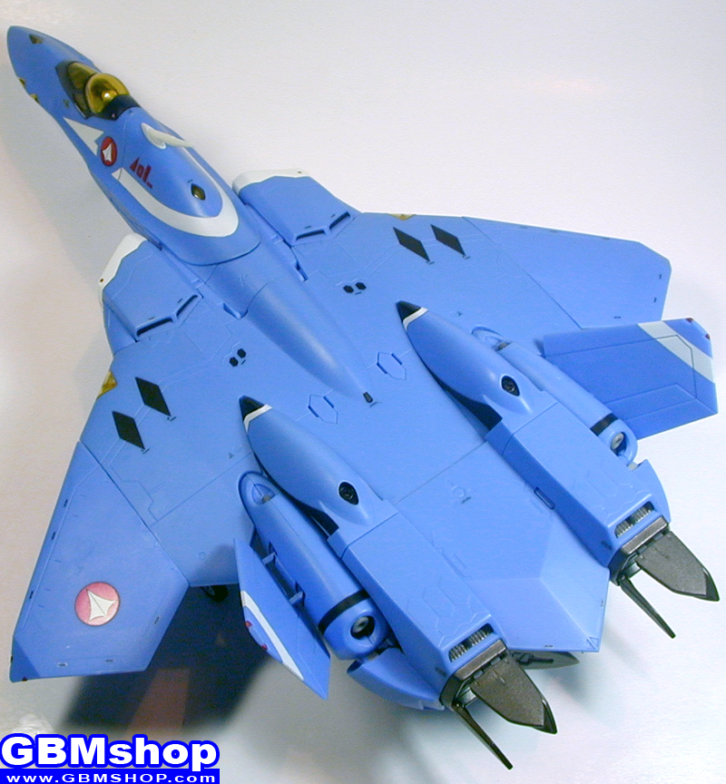 Macross 7 VF-22S Sturmvogel II Maximilian Jenius Custom Fighter Mode