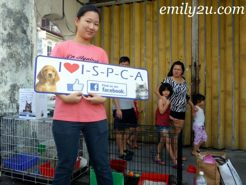 ISPCA mini adoption drive