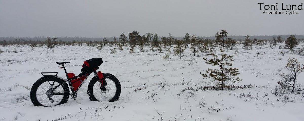Toni Lund - Adventure cyclist