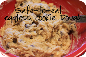 safe-to-eat eggless cookie dough