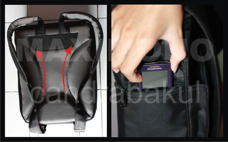 Tas Randoseru Laptop (Nobita Bag) 15 inch