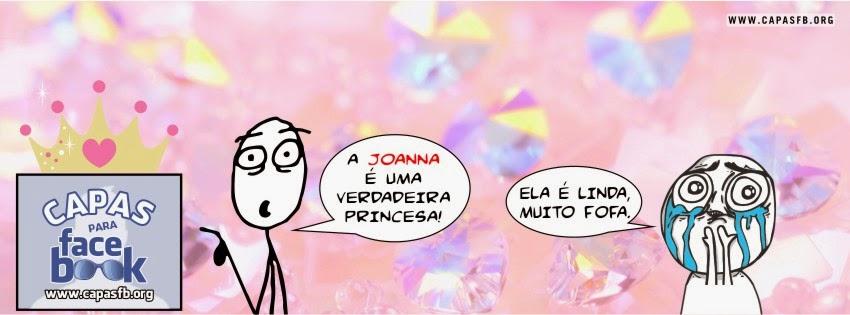 Capas para Facebook Joanna