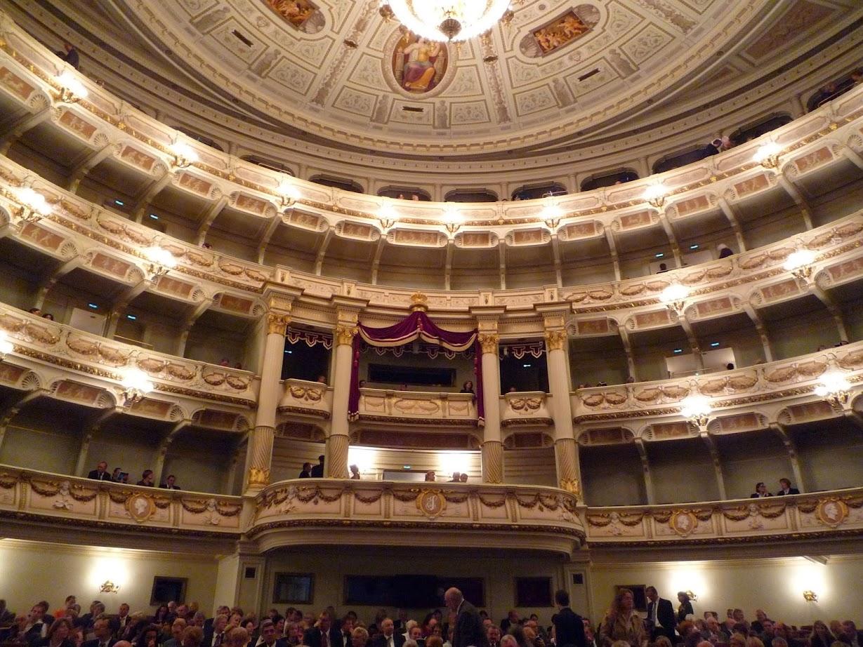Sinfonie Konzerte in der Semperoper Dresden