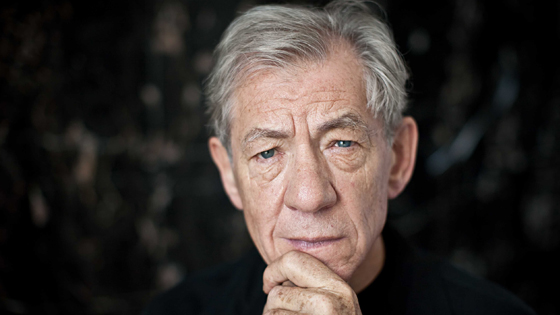 tribute to Sir Ian McKellen