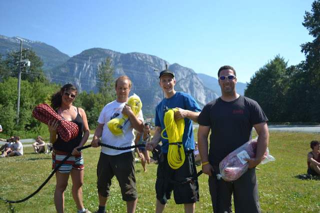 www.boulderingonline.pl Rock climbing and bouldering pictures and news The winning team