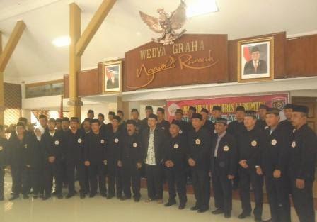 Hari Ini Ngawi: Inilah Nama-nama Perguruan Pencak Silat Di Kabupaten Ngawi