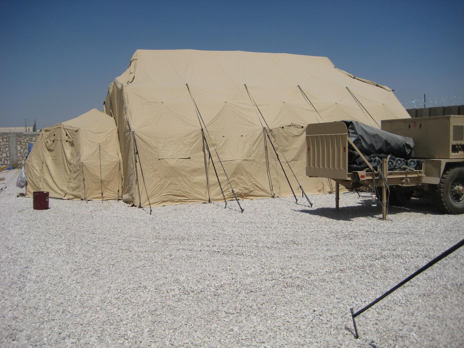Tent Living [Part 1] & Matt and Johnni: Tent Living [Part 1]