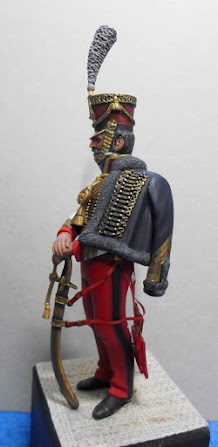 Ajudante de Campo do Marechal Berthier (Hussardo)  SAM_2282