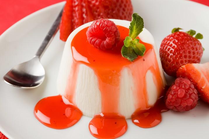 甜點加優格 享受美食不過量