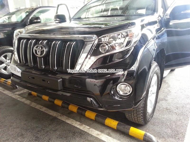 Khuyến Mãi Giá Bán Xe Toyota Land Prado 2015 Nhập Khẩu
