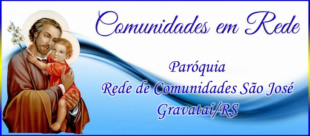 Comunidades em Rede - Site Paroquial