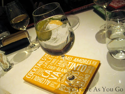 Gin-and-Tonic-at-Jaleo-at-the-Cosmopolitan-in-Las Vegas-Photo-by-Taste-As-You-Go