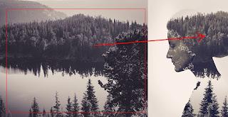 Hướng dẫn cách ghép ảnh chồng lên nhau bằng phần mềm Photoshop