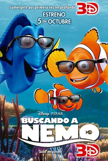 Buscando a Nemo ,cartel