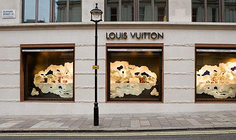 Louis Vuitton Negozio