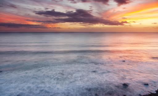 La regla del horizonte en la fotografía